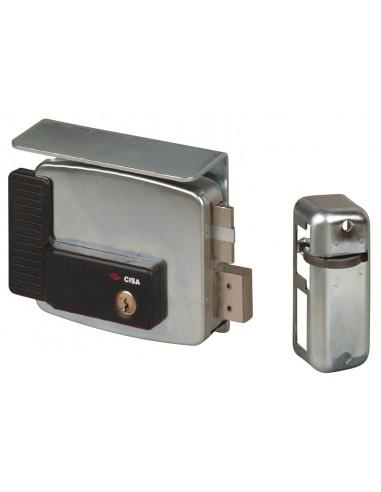 Serratura Elettrica Elettroserratura Porta Cilindro Interno 70 mm Dx Cisa | Dpsbrico.it - 25352