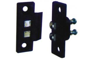 Coppia Contatti Elettrici per Serrature Elettriche Universali Corni YF6360   Dpsbrico.it - 25418