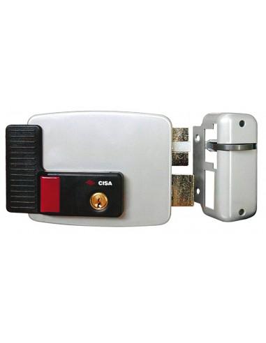Serratura Elettrica Elettroserratura 12V Cilindro Interno 60mm Dx Cisa | Dpsbrico.it - 25449