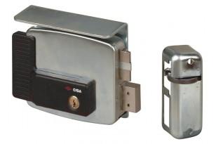 Serratura Elettrica Elettroserratura Cilindro Interno Entrata 50mm Sx Cisa | Dpsbrico.it - 25465