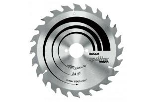 Lama Disco 30 Denti Per Sega Circolare Bosch PKS 40 | Dpsbrico.it - 26071