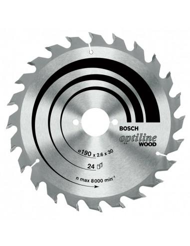 Lama Disco 30 Denti Per Sega Circolare Bosch PKS 40   Dpsbrico.it - 26071