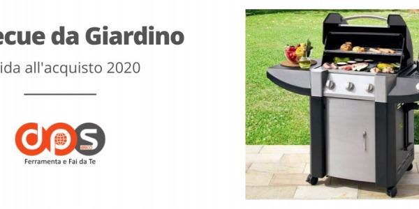 Barbecue: quale scegliere? Guida all'acquisto 2020