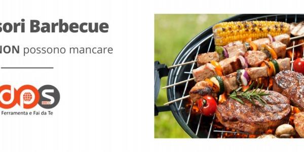 Accessori barbecue: quello che non può mancare